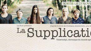 Película sobre Chernóbil gana el Festival de Cine Ambiental