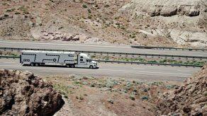 Exmiembros de Google se unen para equipar camiones auto-conducidos