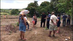 Moradores de comunidades en Arraiján se oponen a construcción de proyecto de interés social.