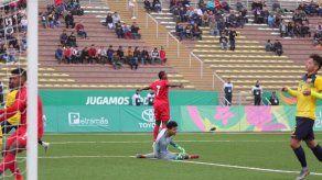 Panamá empató en su segundo partido de los Panamericanos ante Ecuador