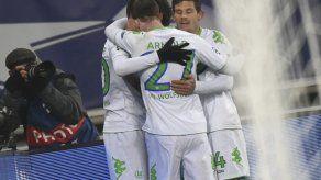 Campeones: Draxler encamina triunfo de Wolfsburgo ante Gante