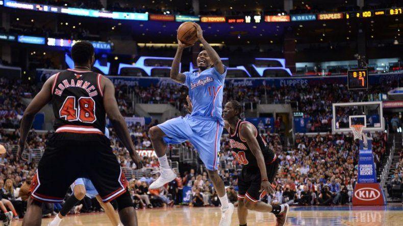 Clippers aplastan a Bulls 121-82 con otra excelente actuación del armador Chris Paul
