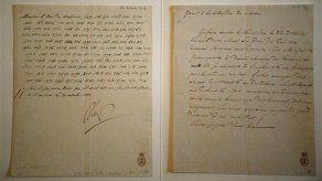 Subastarán carta de Napoleón sobre el Kremlin
