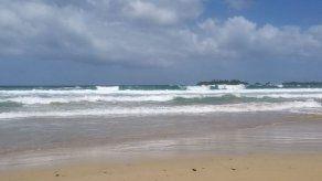 Sinaproc emite aviso de vigilancia por fuertes oleajes y resacas en el Caribe