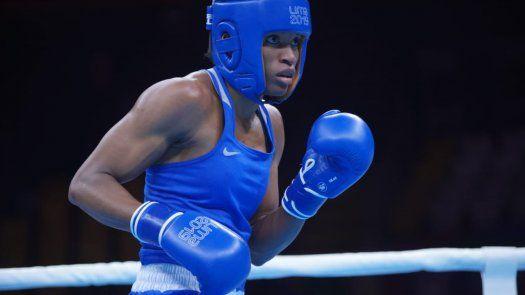 Tokio 2020: Atheyna Bylon clasifica en boxeo