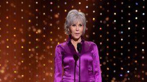 Jane Fonda ha renunciado al sexo