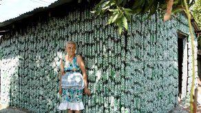 Casa de botellas