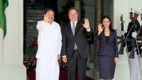 Varela y vicepresidente de India trazan hoja de ruta para avanzar en agenda bilateral