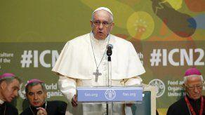 Papa Francisco confiesa sana inconsciencia para encarar reformas