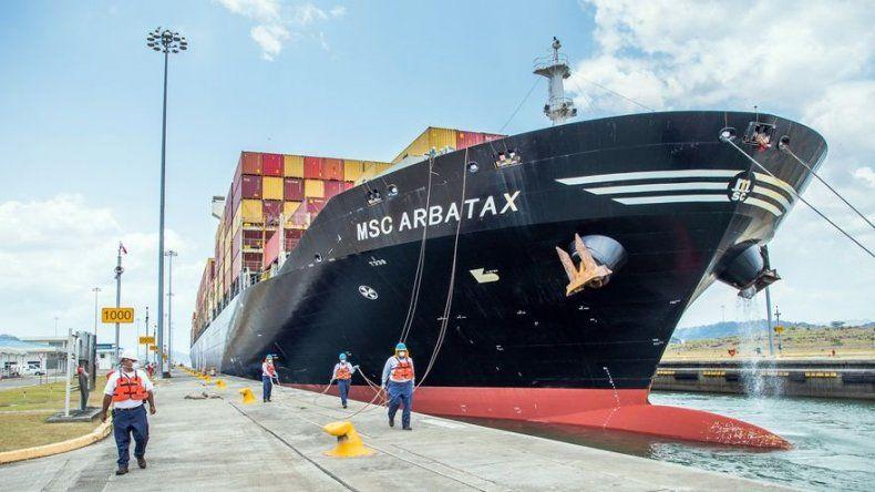 UNCTAD destaca capacidad del Canal de Panamá de adaptarse a la pandemia