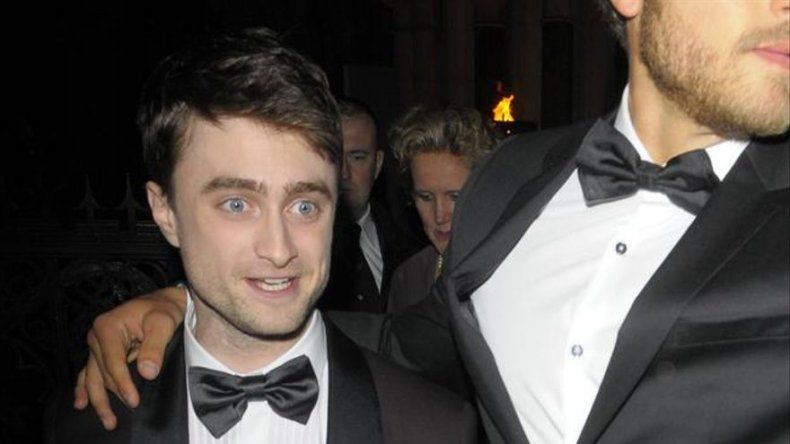Daniel Radcliffe no se olvida de Harry Potter