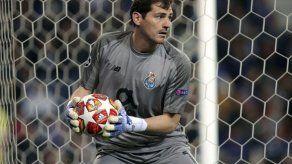 Porto: Muy pronto para saber si Casillas seguirá jugando