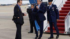 John Kerry dejó el departamento de Estado en manos de Thomas Shannon