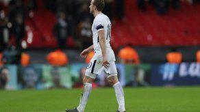 Tottenham: Kane debe volver a las canchas el próximo mes