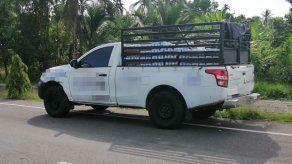Retienen a conductor con salvoconducto inadecuado que transportaba 160 cajas de cerveza