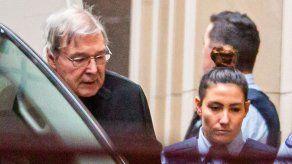 Decisión por apelación del cardenal Pell a condena por pedofilia se sabrá el 21 de agosto