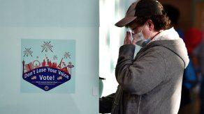 Autoridades electorales de EEUU dicen que no hay evidencia de votos perdidos o cambiados