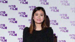 La actriz Katie Leung
