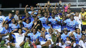 Champions FC Academy de Colón es el campeón de la Copa Rommel