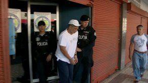 Cambian medida de detención preventiva a Rafael Guardia Jaén
