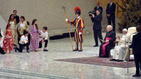 El papa Francisco pide que se eliminen los prejuicios contra el pueblo gitano