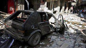Rebeldes en Siria critican a coalición opositora