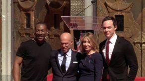 Hollywood rinde homenaje al magnate del cine Jeffrey Katzenberg