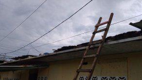 Fuertes vientos dejan 18 residencias afectadas en Panamá Este