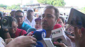 Mario Etchelecu realizó su votación en primarias del Partido Panameñista