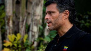 Opositor venezolano Leopoldo López ha llegado a Madrid