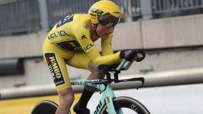Teunissen retiene camiseta amarilla en el Tour