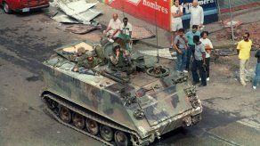 Chalo González confirma que Nicaragua y Cuba habían entregado armas para defender a Panamá
