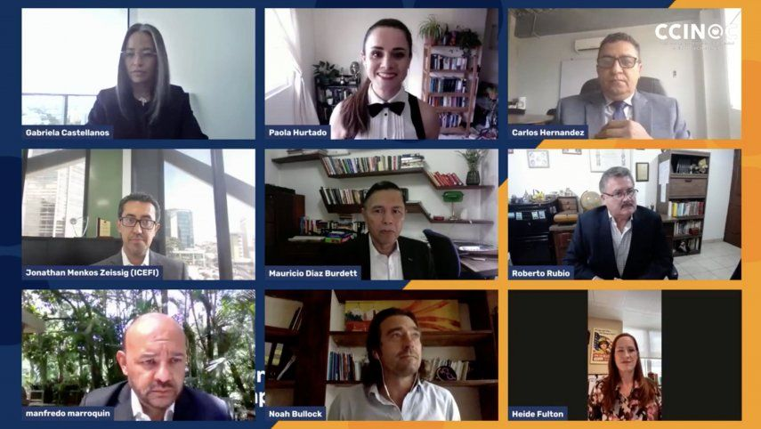 El Centro Contra la Corrupción y la Impunidad y en el Norte de Centroamérica (CCINOC)