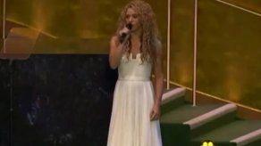 Shakira pone música a cumbre de desarrollo de ONU
