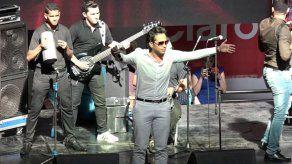 Panameños disfrutan concierto de Orlando Liñan en Los Andes Mall