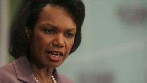 Condoleezza Rice: inmigración será cuestión clave de republicanos