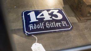 Empresario compra objetos nazis y planea donarlos a judíos
