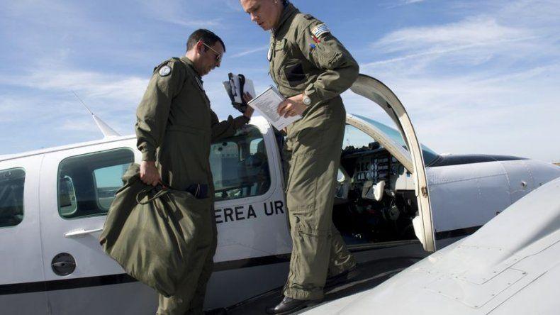 Desde el avión de combate: una latinoamericana en la Fuerza Aérea