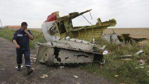 El primer ministro malasio exige pruebas de que Rusia derribó el vuelo MH17