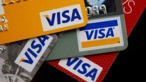 Visa y Panalpina
