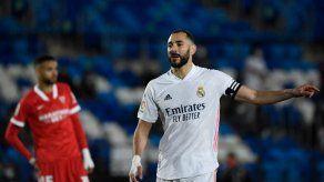 Real Madrid rescata un punto y mantiene la pelea por LaLiga