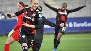 Bayern Múnich accede a semis de la Champions femenina