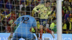 James Rodríguez busca otro destino