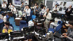 Aterriza cápsula de sonda japonesa que recogió muestras de asteroide