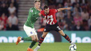 Brighton reacciona y empata 2-2 ante Southampton