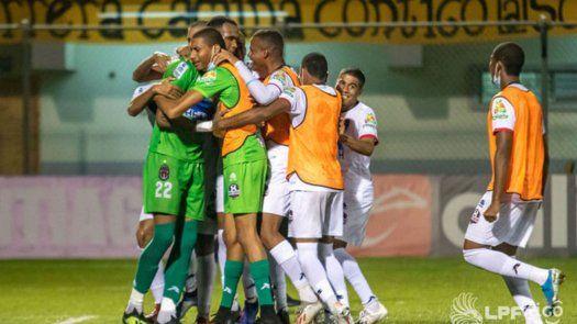 LPF: Sporting SM vence en penales al CAI y avanza a semifinales