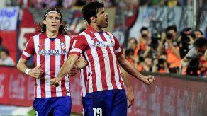 Atlético da nuevo paso hacia el título con sufrido triunfo ante Elche