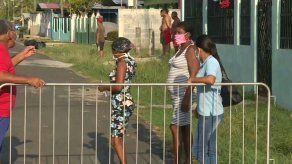 Permitirán cruzar cerco sanitario a residentes de Koskuna no contagiados que deban trabajar