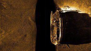 Encuentran en Canadá barco perdido de expedición británica