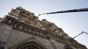 El debate sobre la reconstrucción de la aguja de Notre Dame levanta pasiones